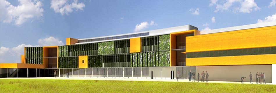 Collège HQE à Le Fousseret